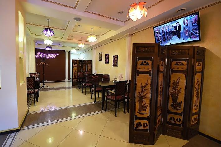 Фото №8 зала Зал ресторана