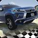 Mitsubishi L200 Triton Racing Driving Sport Game