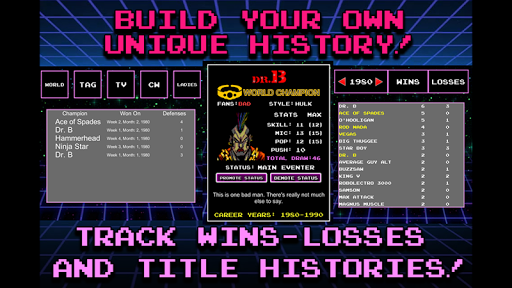 80s Mania Wrestling Returns apkpoly screenshots 10