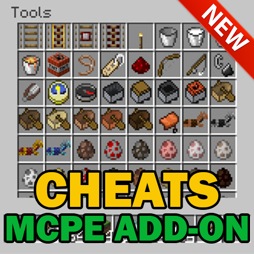 Cheats for Minecraft PE Addon