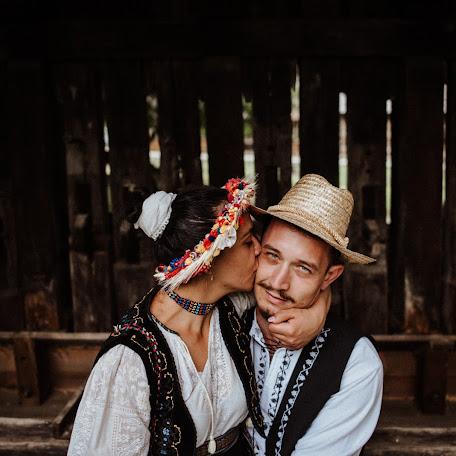 Wedding photographer Popovici Silviu (silviupopovici). Photo of 04.01.2018
