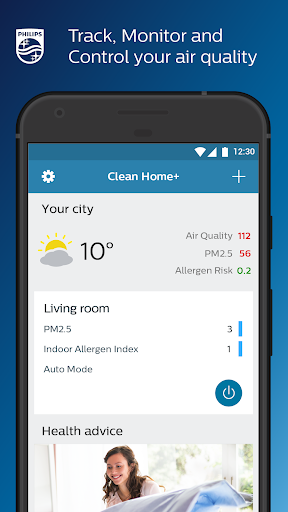 Clean Home + 1.0.2 screenshots 2