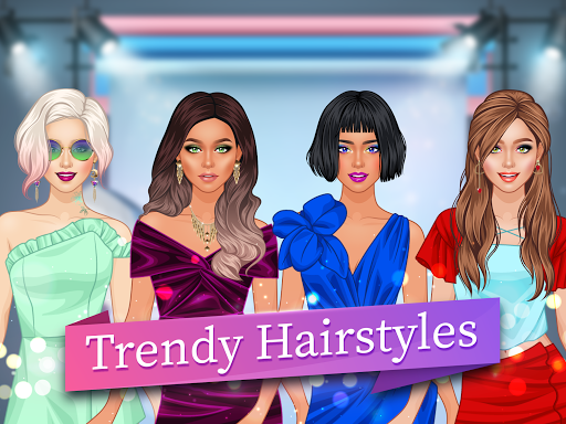 Supermodel Makeover - Glam Dress Up and Make Up modavailable screenshots 9