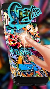 Graffiti Wall Live Wallpaper 1.1.7 APK Mod for Android 2