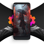 Lock Screen, Live Wallpapers, Ringtones - W.Engine