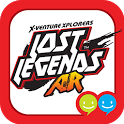 Lost Legends AR icon