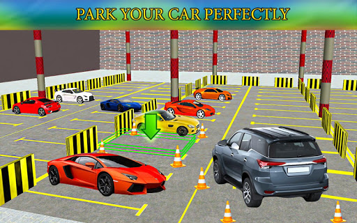 Download Car Parking Games Super Car Driver Google Play Softwares