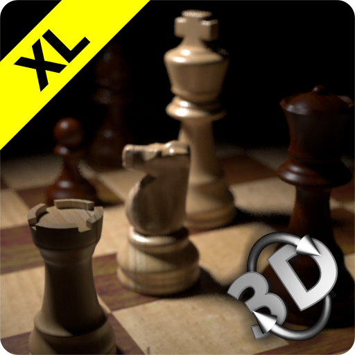 Chess Gyro 3D XL Parallax Live Wallpaper
