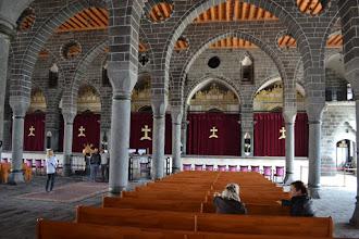 Photo: An Armenian church in Amed city centre
