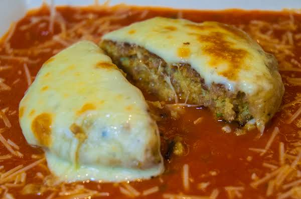 Italian Essentials: Sausage Cakes In Tomato Sauce Recipe