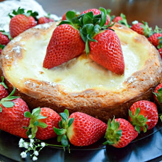 Gluten-free and Gooey Butter(less) Cake