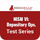 NISM VI: Depository Operations: Online Mock Tests Download for PC Windows 10/8/7