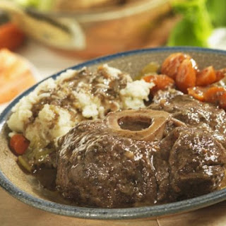 Braised Beef with Hearty Vegetables