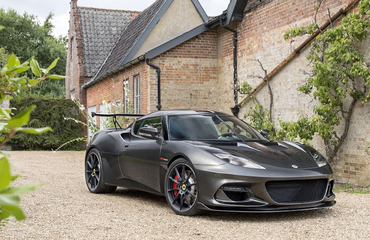 Lotus sales are up — which will please its new owner, Geely. Picture: NEWSPRESS UK