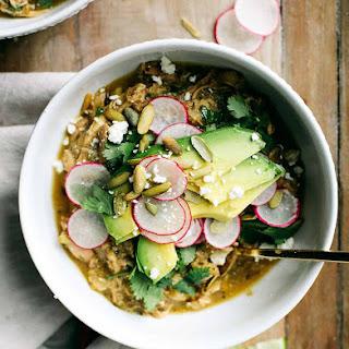 Pozole Chile Verde Recipes