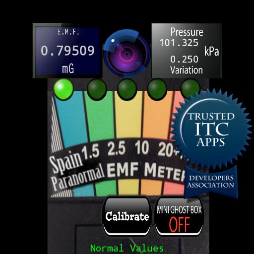 Android/PC/Windows için S.P. EMF meter Pro Uygulamalar (apk) ücretsiz indir