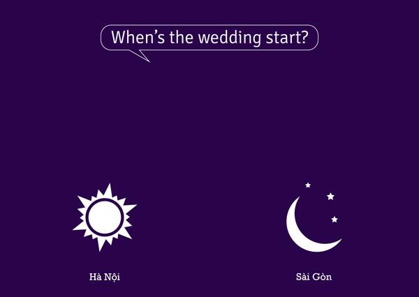 Thú vị bộ ảnh so sánh vui sự khác nhau giữa Hà Nội và Sài Gòn 9
