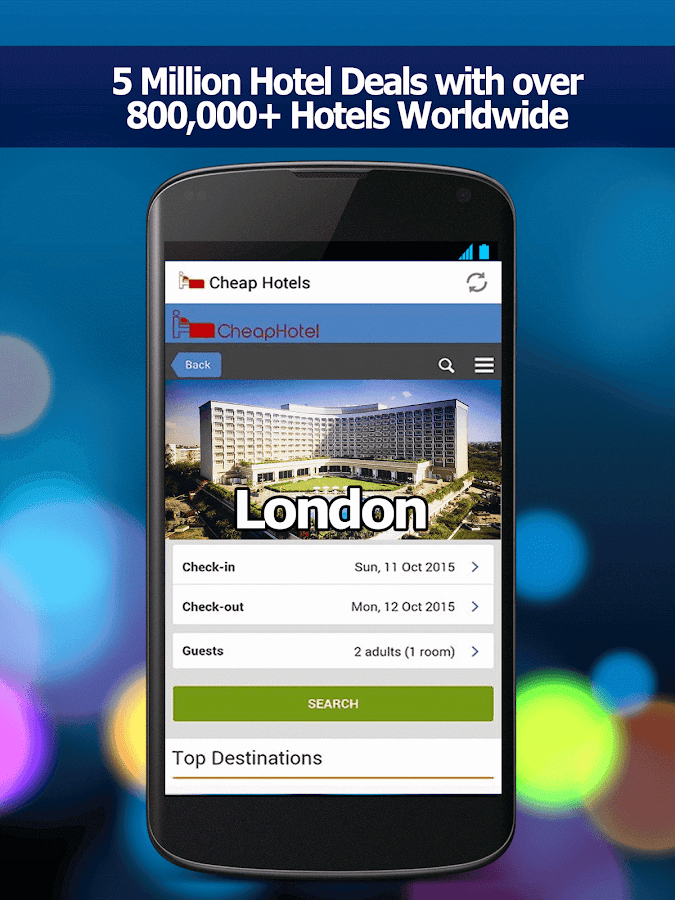 Cheap Hotels - Hotel Booking