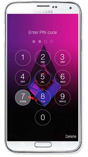 Pin Lock Screen 2.8.1 screenshots 4