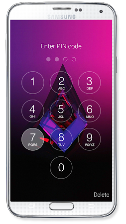 Pin Lock Screen 2.1 screenshot 141541