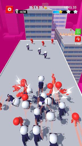 Fun Run Race 3D modavailable screenshots 1