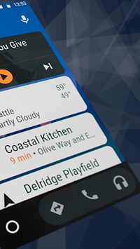 GPS Android Auto Maps-Voice,Media Messaging Tips