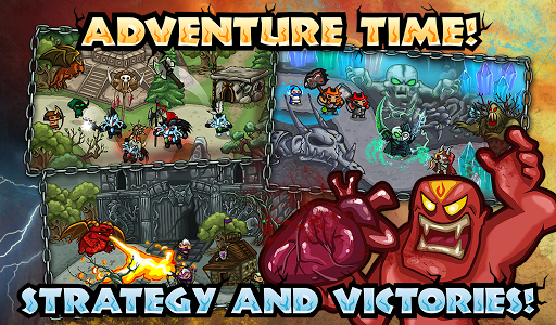 Tower defense: Thing TD game 1.0.47 screenshots 12