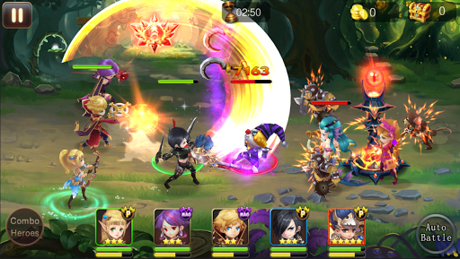7 Paladins Thailand: 3D RPG x MOBA for PC