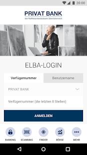 PRIVAT BANK - náhled