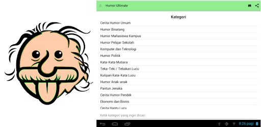 humor ultimate humor komplit apk app for android