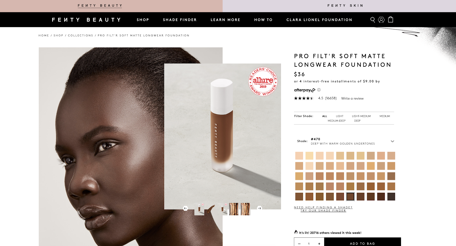 Fenty Beauty image for 3 Ways To Copy Companies With The Best Customer Experience