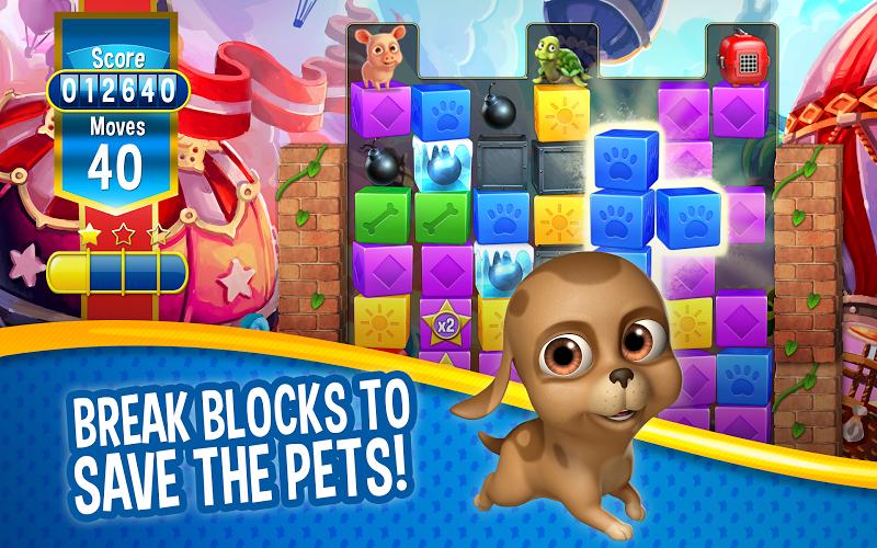 Pet Rescue Saga Screenshot 10