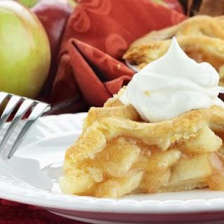 Caramel Apple Pie Casserole