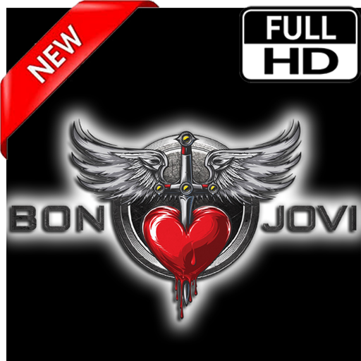 BON JOVI ~ The Best New Music Video Offline