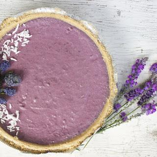 "Dairy-Free Blueberry Blackberry Lemon ""Cheesecake"" Recipe"