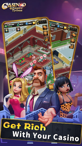 Casino Empire Tycoon apktram screenshots 1