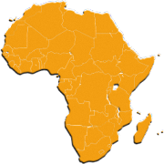 africa map , african countries and flags QUIZ