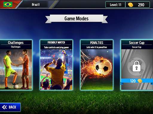 Play Soccer Cup 2020: Dream League Sports android2mod screenshots 13