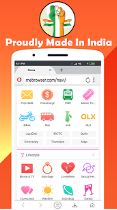 Me Browser Mini Fast App Download For Android and iPhone 1
