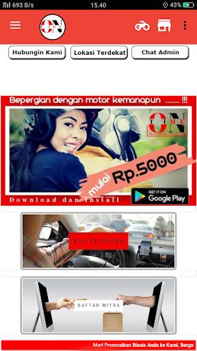 OnTime - Transportasi Online screenshot 3
