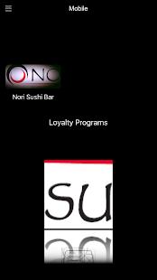 Nori Sushi Bar - náhled