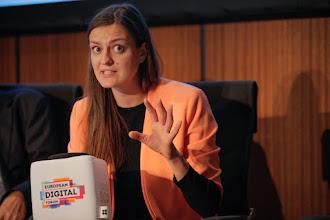 Photo: Eliza Kruczkowska, co-author of the Startup Poland Manifesto and president of Startup Poland
