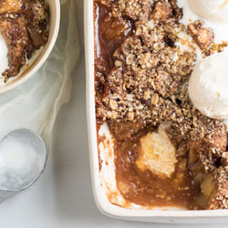 Apple Pear Crisp Recipe