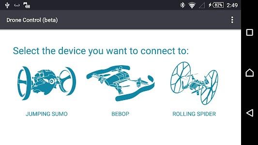 Drone Control (beta) screenshot 3