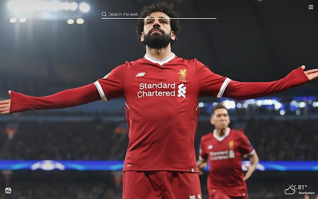Liverpool FC HD Wallpapers New Tab