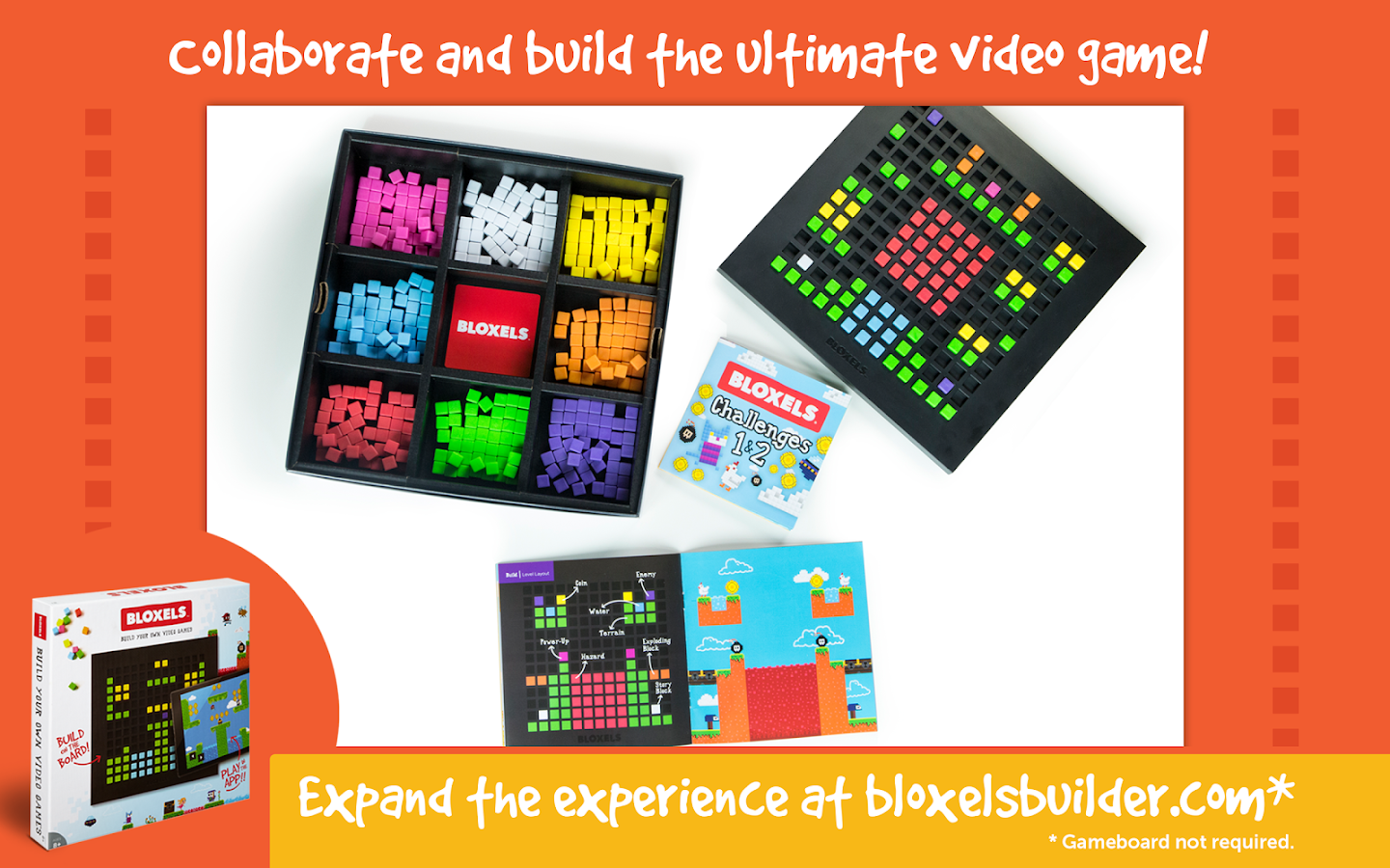 Bloxels Builder- screenshot