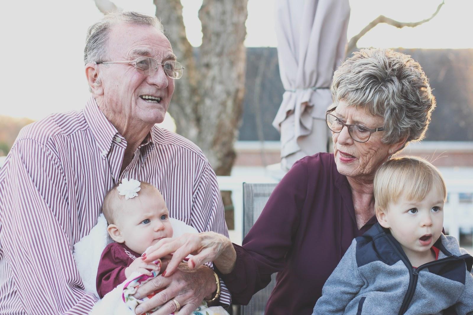 derecho de visitas de los abuelos