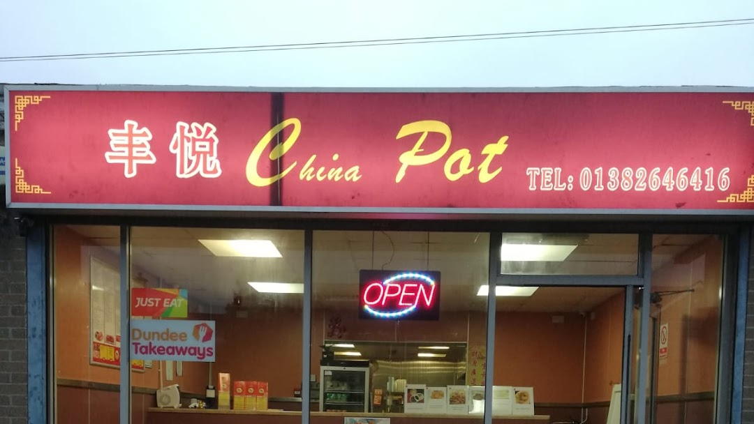 China Pot Chinese Takeaway