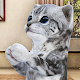 3D Cute Kitty Cat Launcher APK