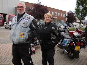 Photo: Ook Auk en Astrid waren van de partij